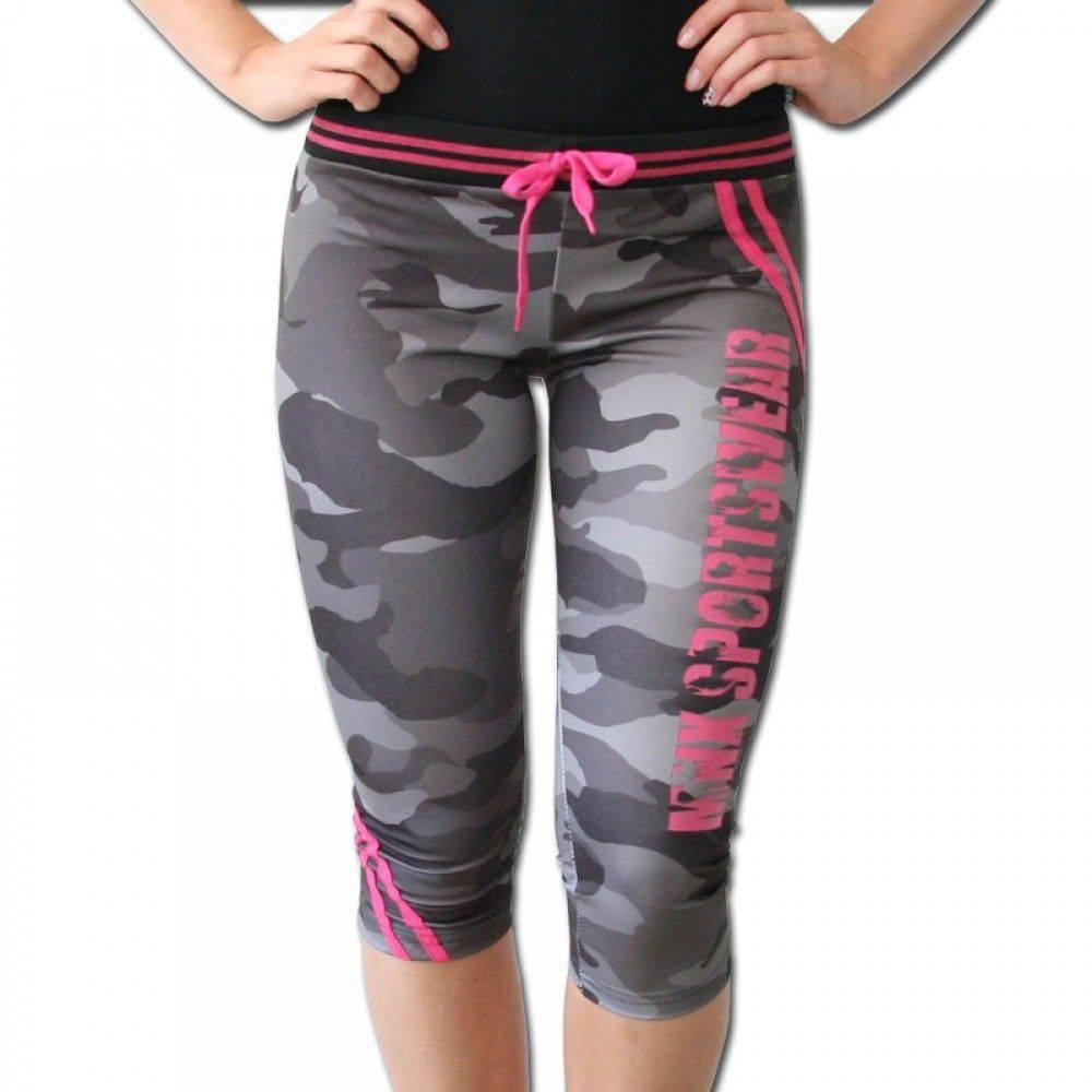9cbbd3b3cbddd3 MNX Womens Camo look 3/4 tights – MNX Sportswear