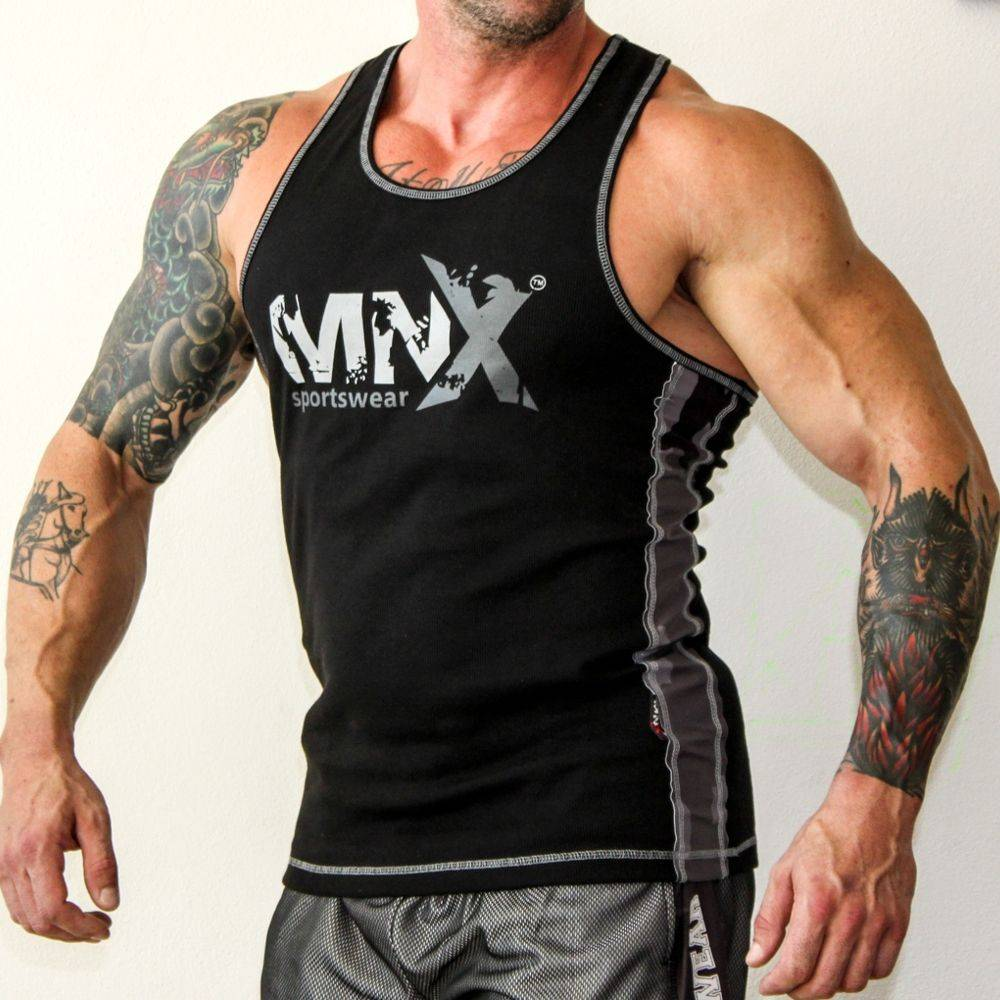 60182ed806f18 MNX Camo line ribbed tank top – MNX Sportswear