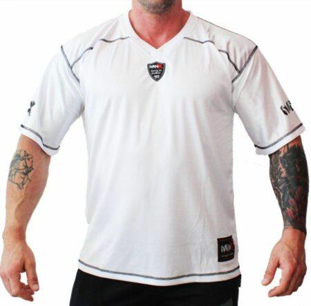 FOOTBALL JERSEY MNX WHITE 2