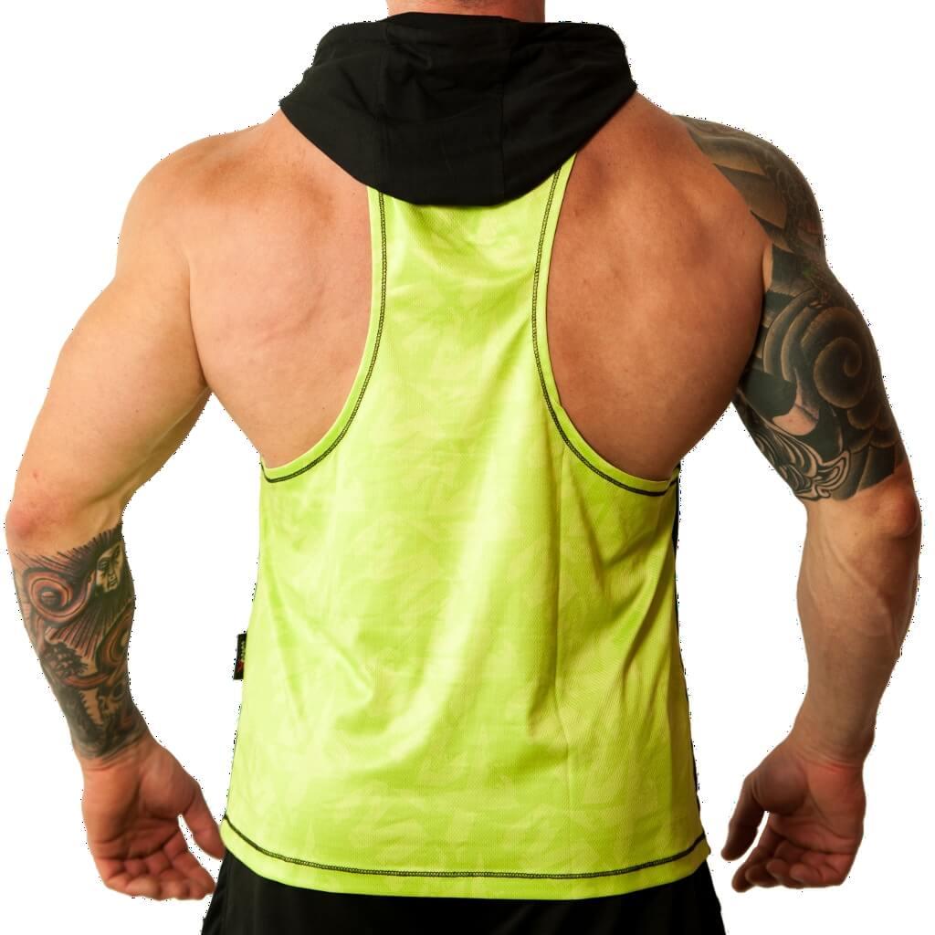 9e0adf8276d28 MNX Hooded tank top Green – MNX Sportswear