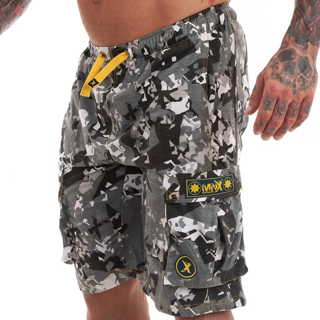 0d78d04a25c89 MNX Camo cotton shorts – MNX Sportswear