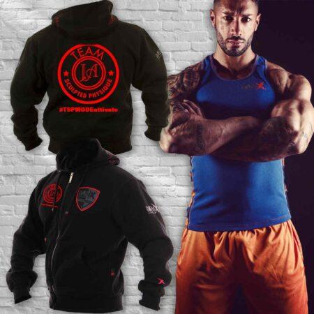 The Core hoodie Team JA